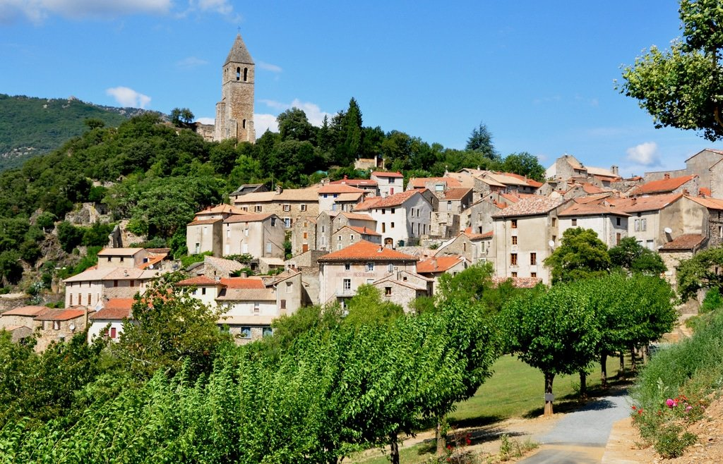 Village France 6, Olargues