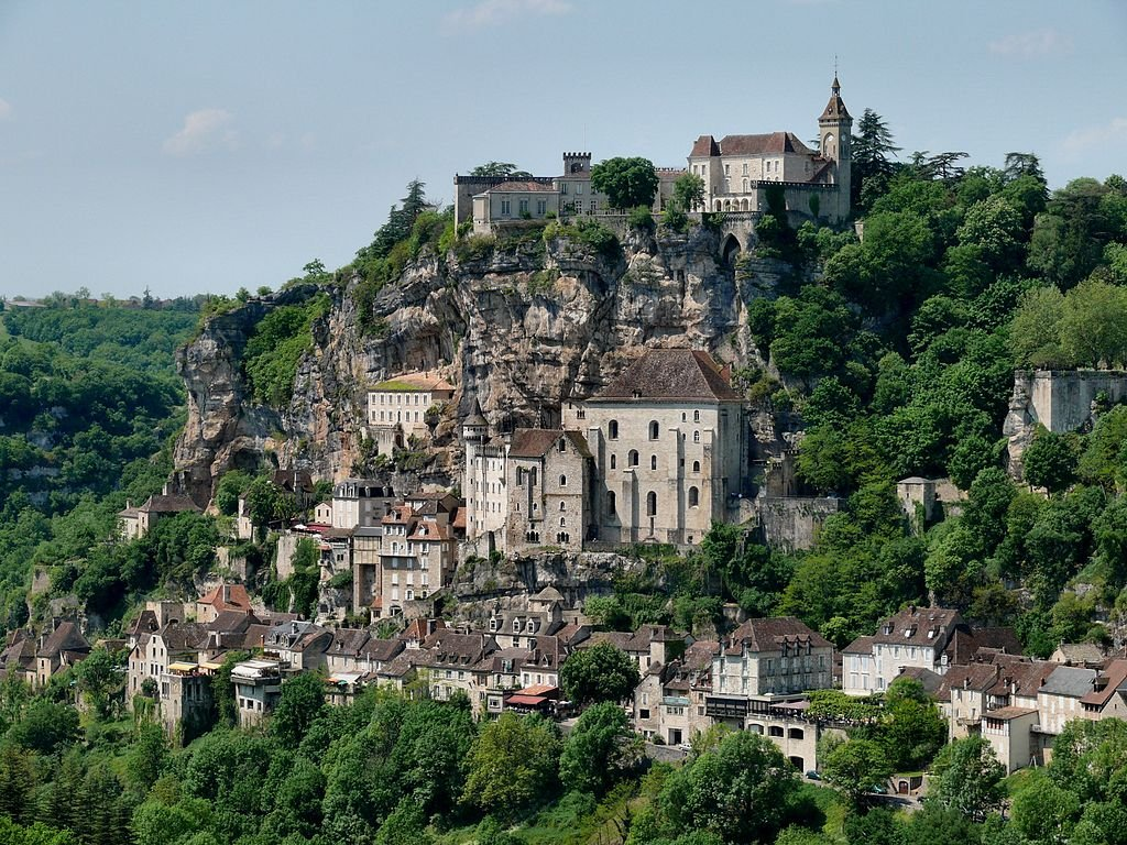Village France 7, Rocamadour
