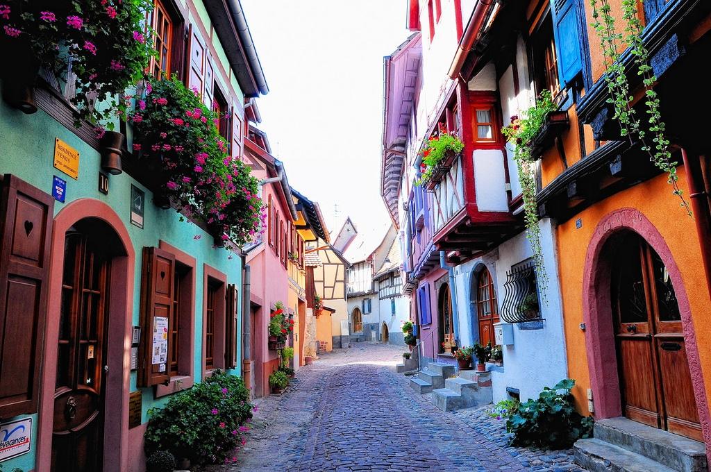 Village France 8, Eguisheim