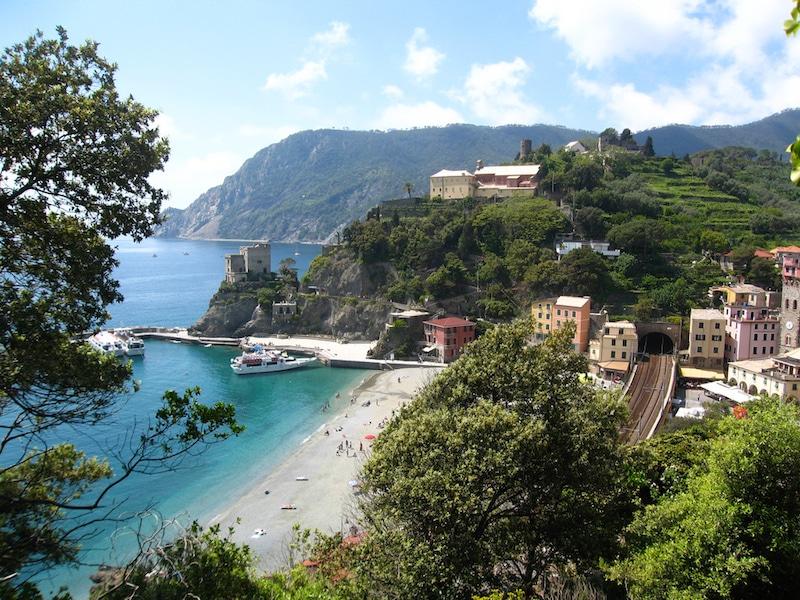 Visiter Cinque Terre, Monterosso Al Mare