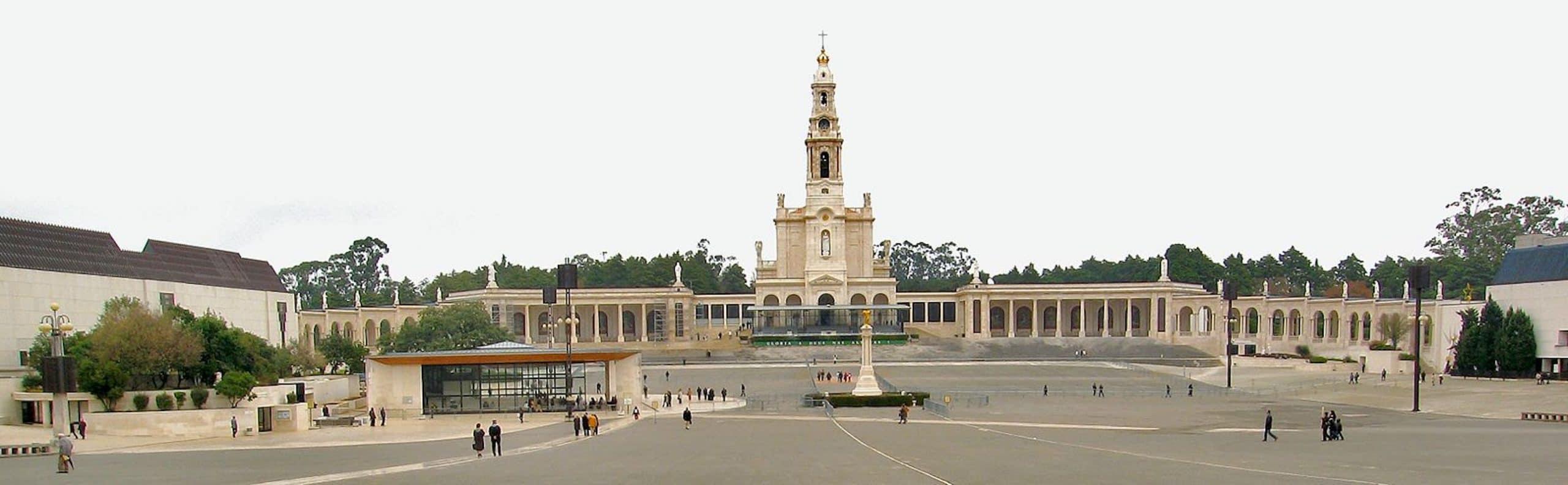 Visiter Fatima, Sanctuaire