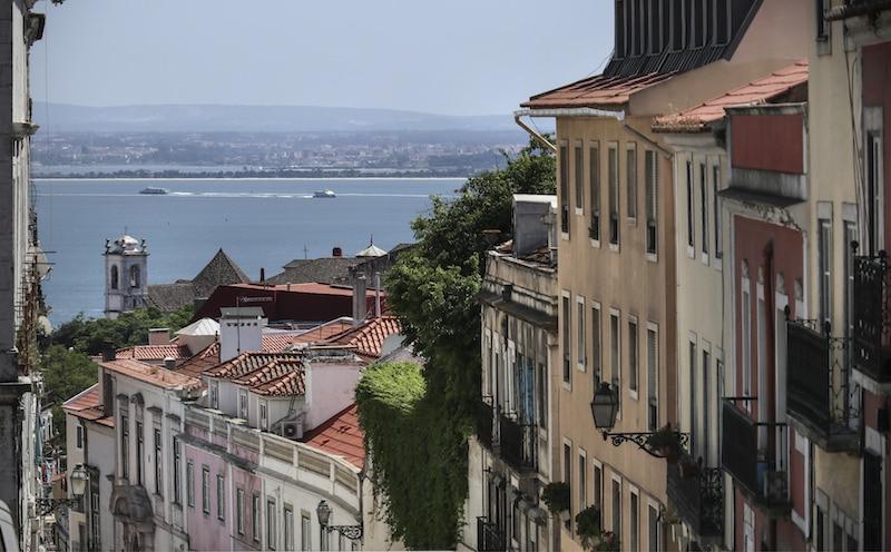 Weekend à Lisbonne, Logement