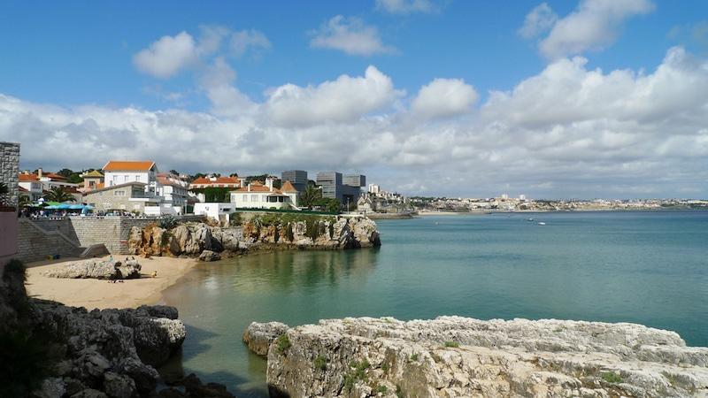 Weekend à Lisbonne, Plage