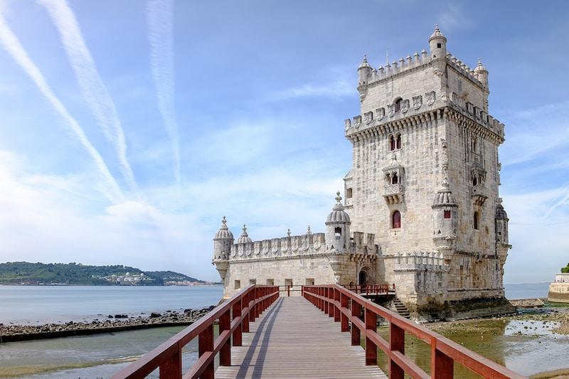 Weekend à Lisbonne, Visite 2