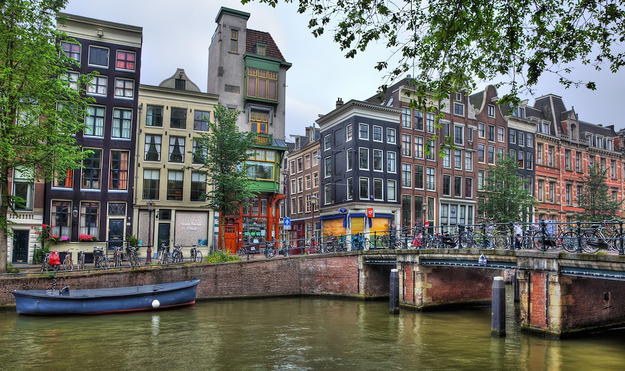 Paris Amsterdam en Train
