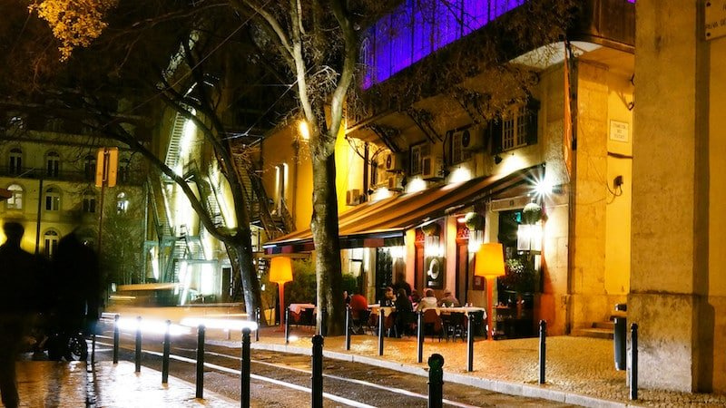 Bar Lisbonne