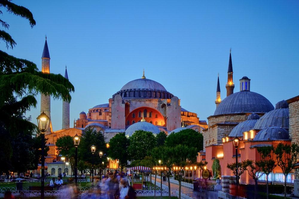 1 semaine sous le soleil d'Istanbul pour 366€ tout compris !