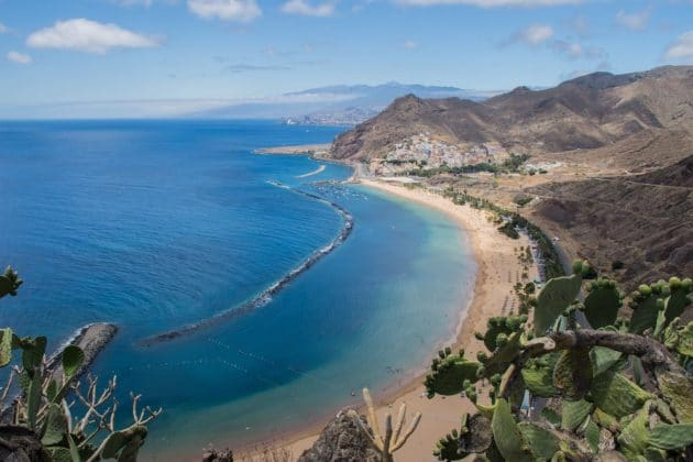 Voyage à Tenerife : Une semaine à 270€ tout compris !
