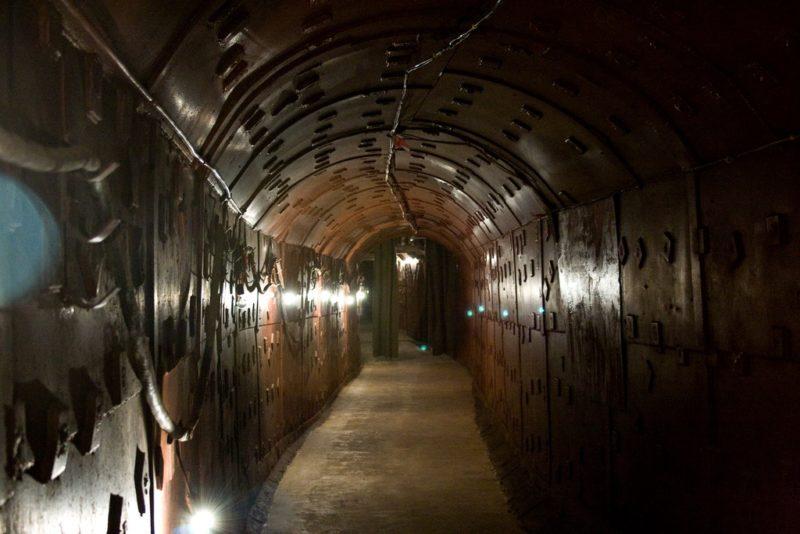 Bunker-42, Musée de la Guerre Froide, Moscou