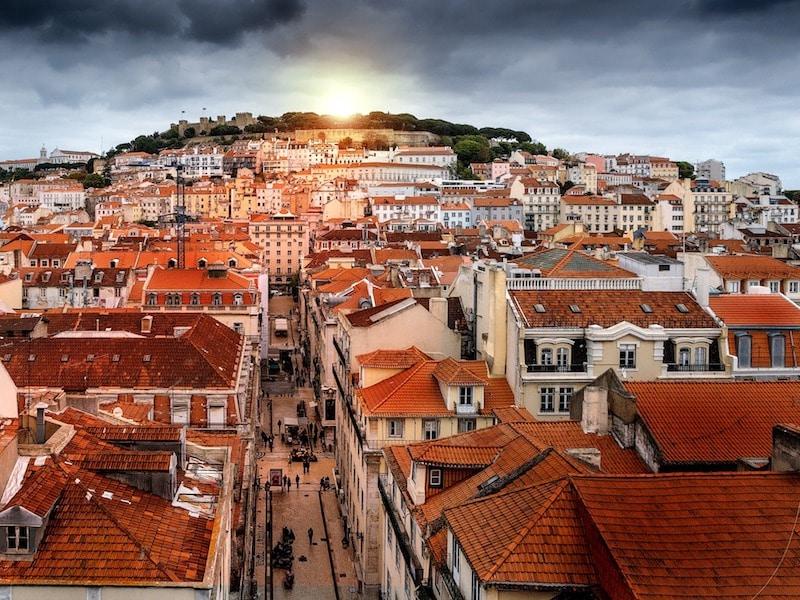 Les Campings à Lisbonne