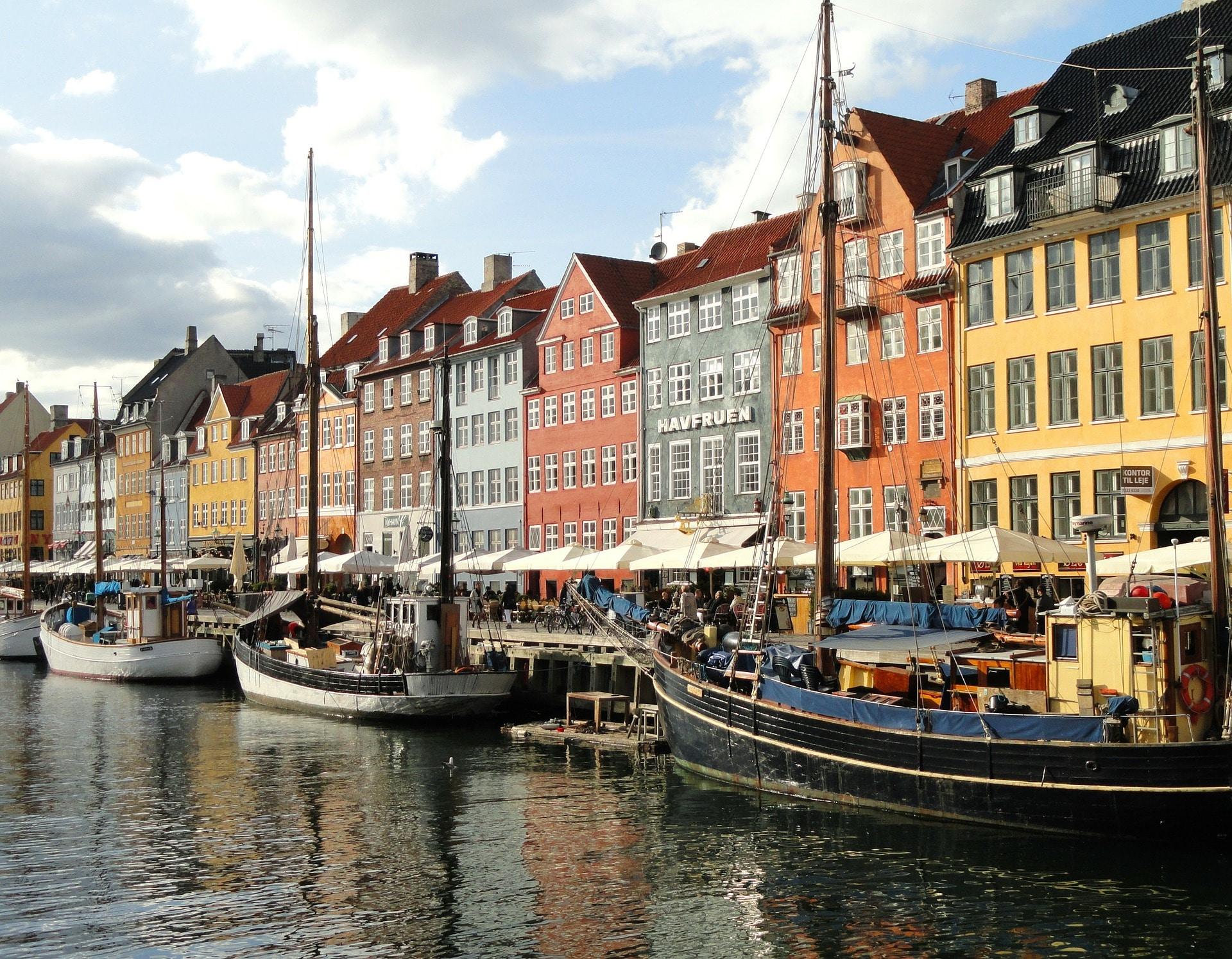 5 jours à Copenhague à partir de 131€Vol+Activités par personne !
