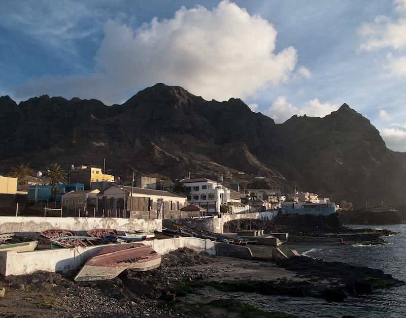 Loger à Cap Vert,Santo Antao