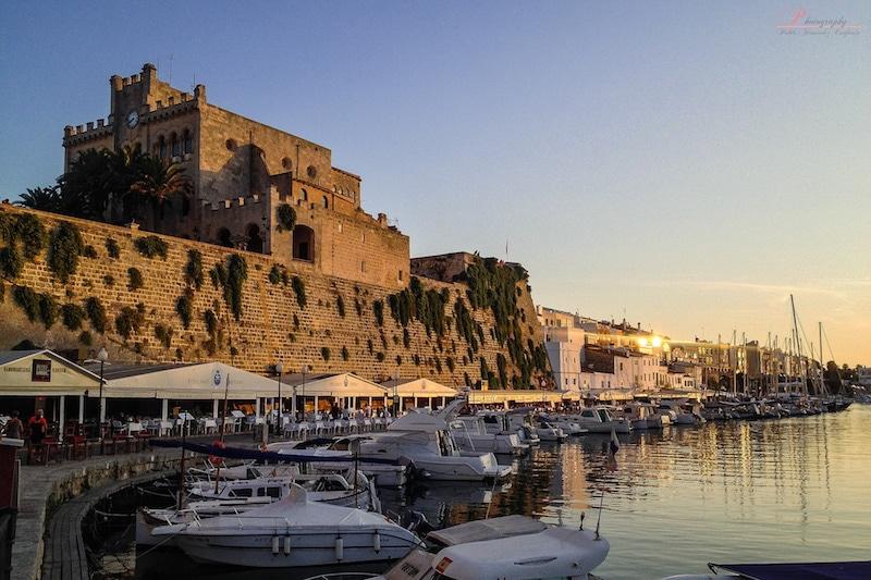 Loger à Minorque, Ciutadella