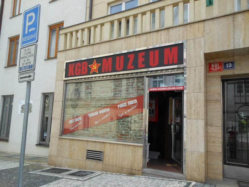 Musée KGB Prague