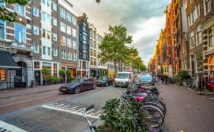 Parkings à Amsterdam