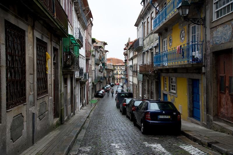 Parking Porto