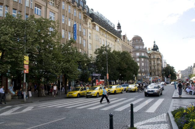 Parking pas cher à Prague : où se garer à Prague ?