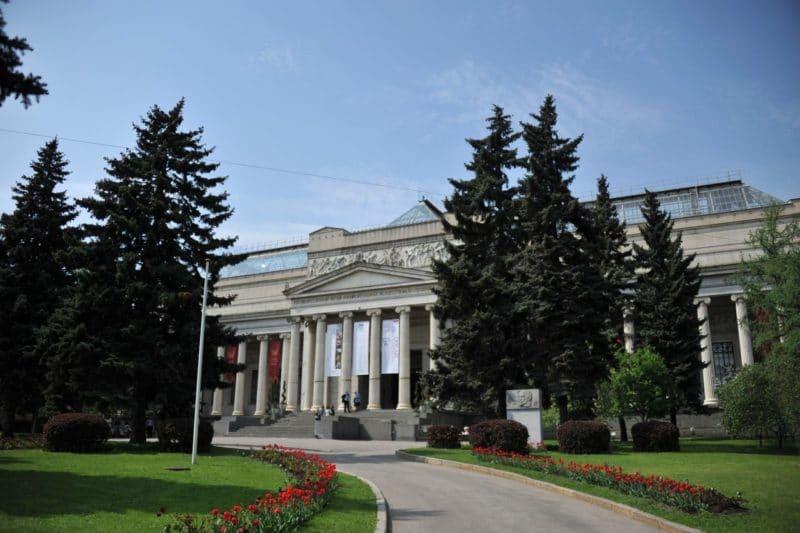 Musée des Beaux Arts de Pouchkine, Moscou