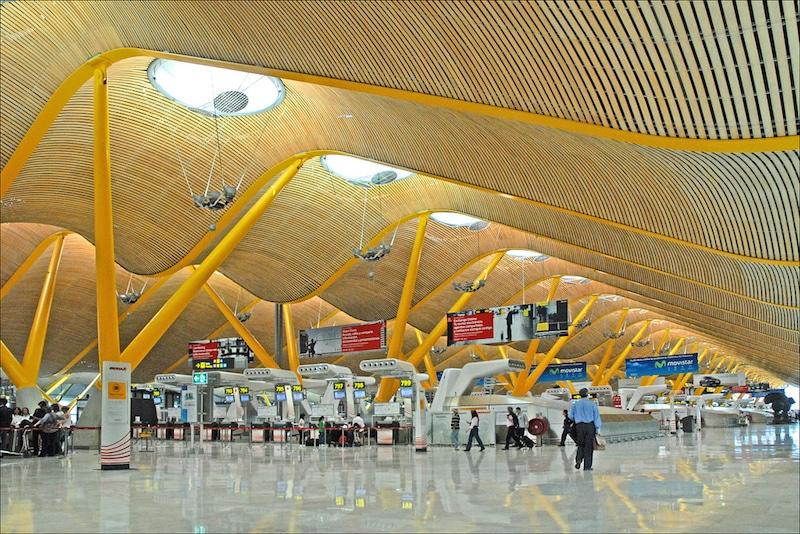Transfert Barajas Madrid