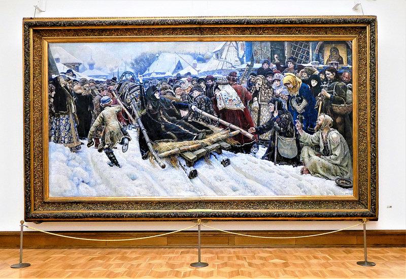 Galerie Tretiakov, Moscou