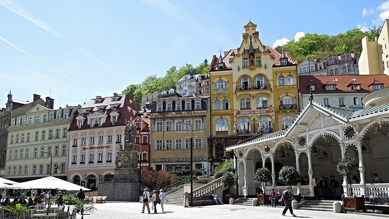 Visiter Karlovy Vary depuis Prague