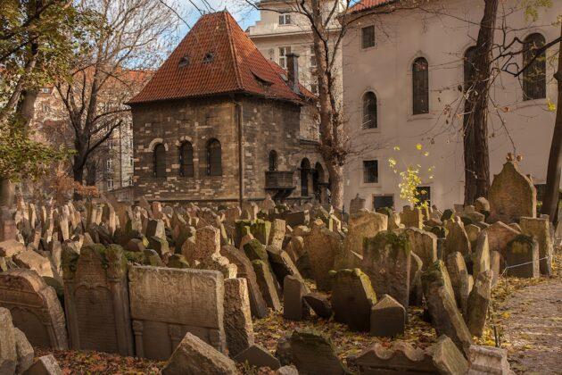 Visiter Josefov, le quartier juif de Prague