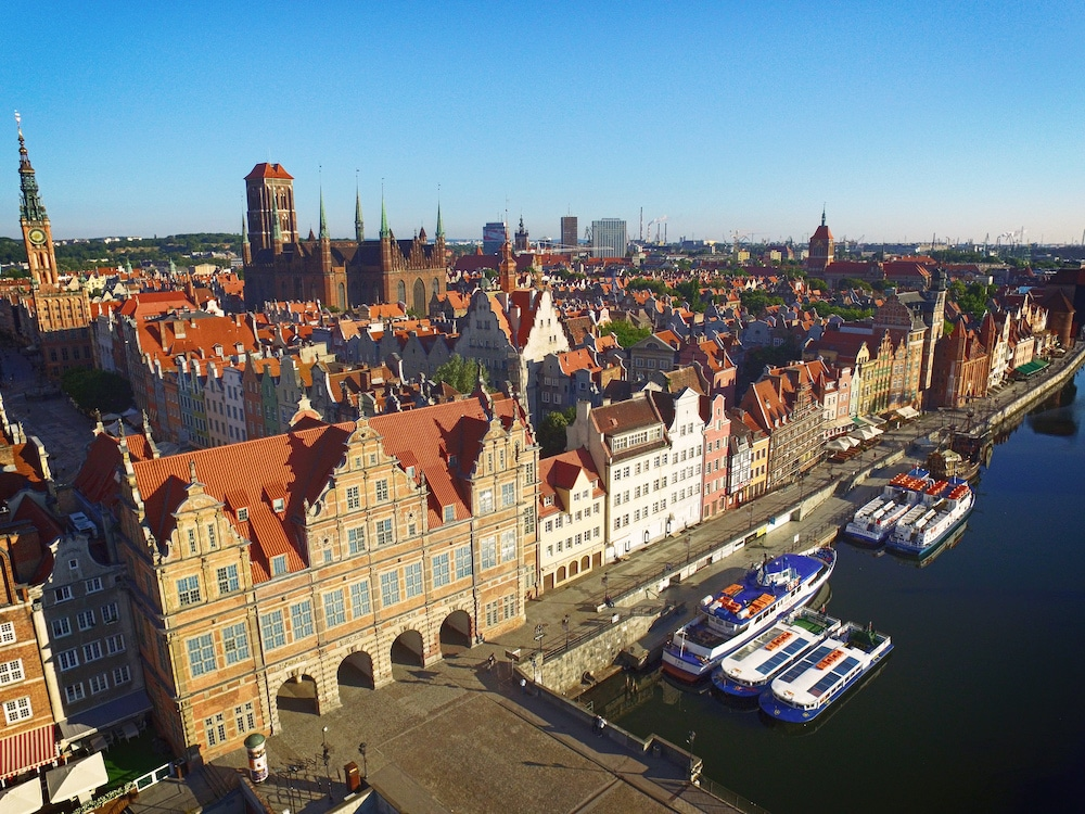 Bon Plan : 1 semaine à Gdansk pour seulement 203€ (vol + hébergement) !