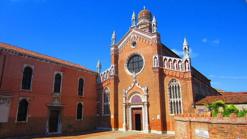 Visiter Venise hors des sentiers battus: Madonna-dell'Orto