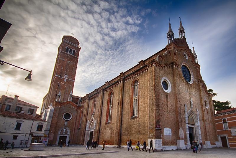 Venise en dehors des sentiers battus: Santa Maria Gloriosa dei Frari