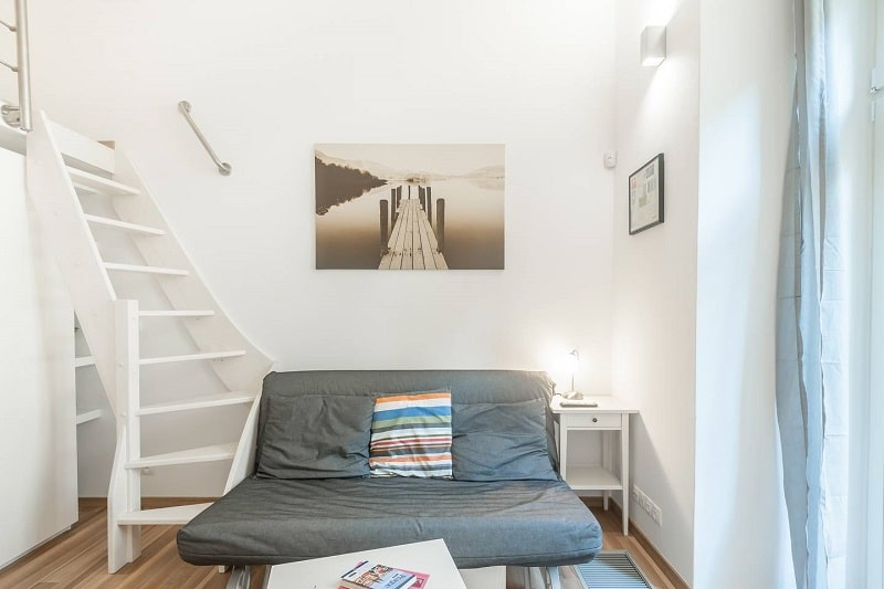 Appartement Airbnb à Prague