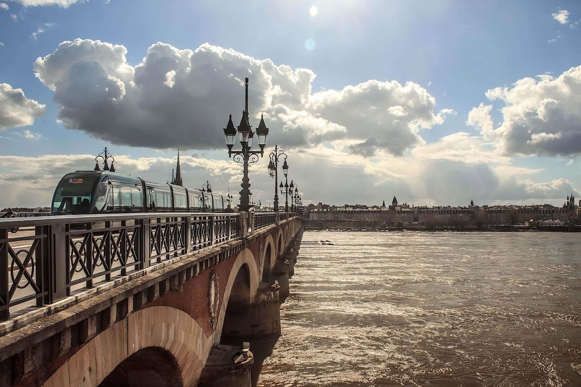 Balade Gratuite à Bordeaux