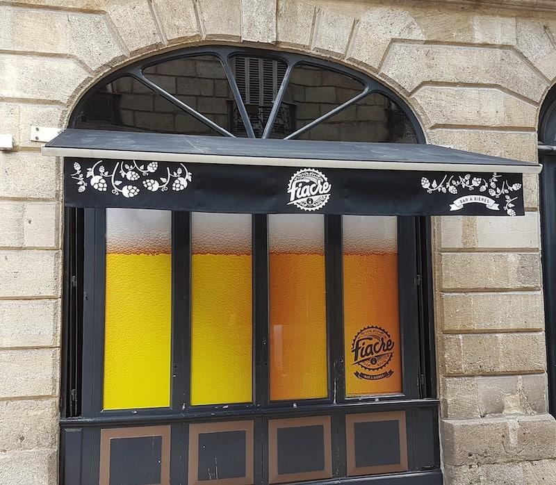 Bar à Bières à Bordeaux, Le Fiacre