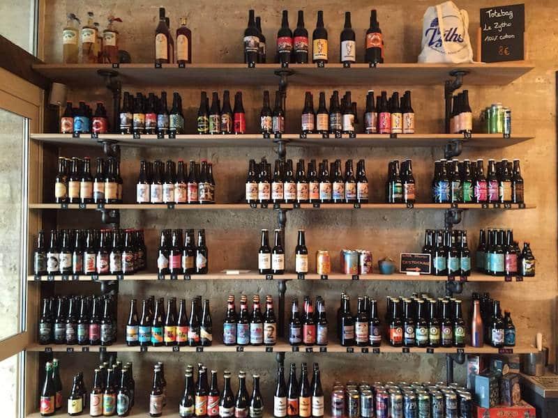 Bar à Bières à Bordeaux, Le Zytho