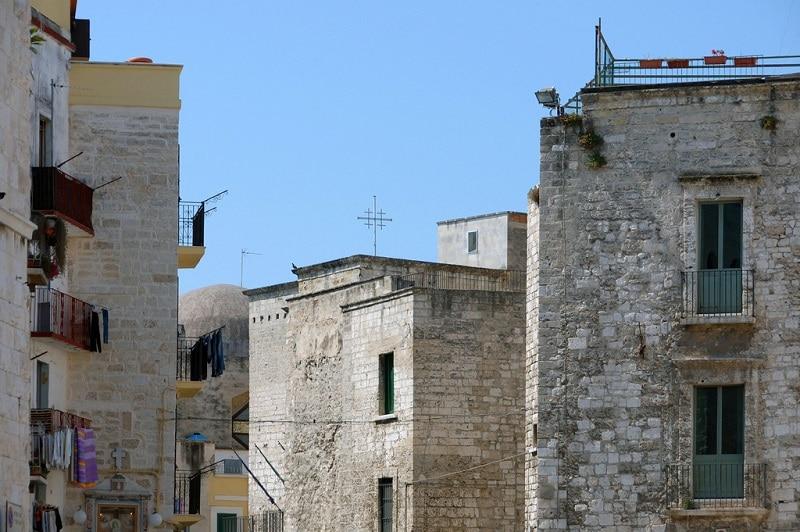 Bari Vecchia, loger à Bari