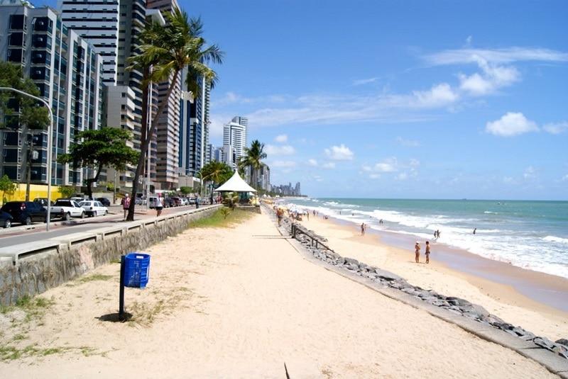 Boa Viagem, loger à Recife