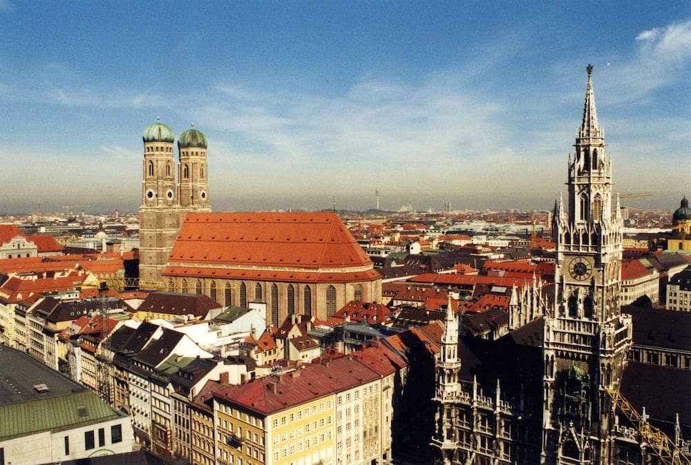 Dernière Minute : 4 nuits à Munich pour seulement 208€ en Août !