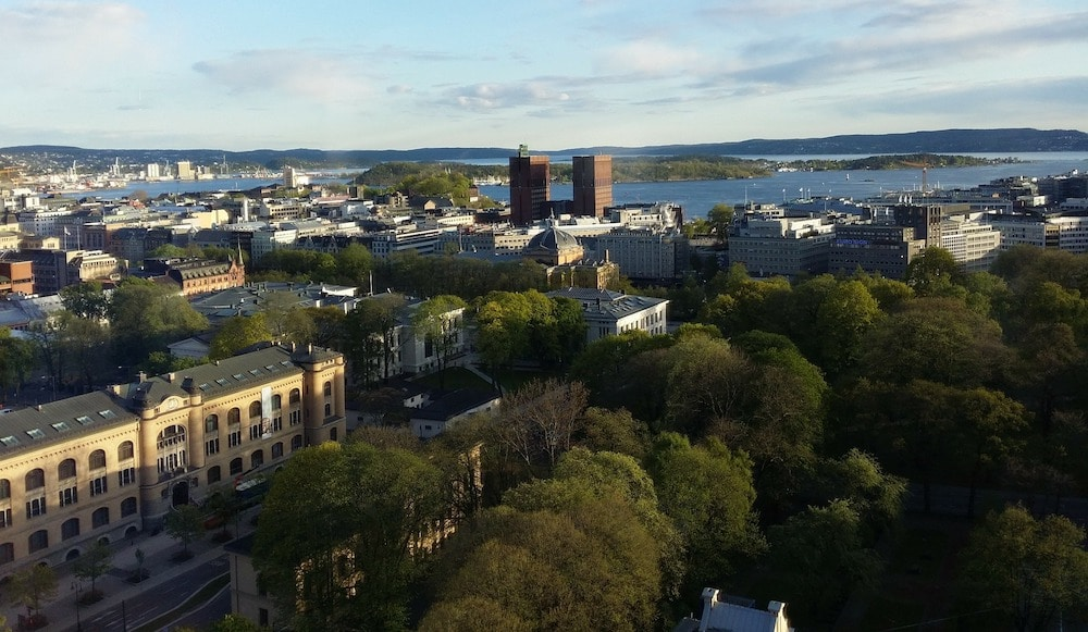 6 jours à Oslo pour 136€ vol + activité au départ de Paris  !