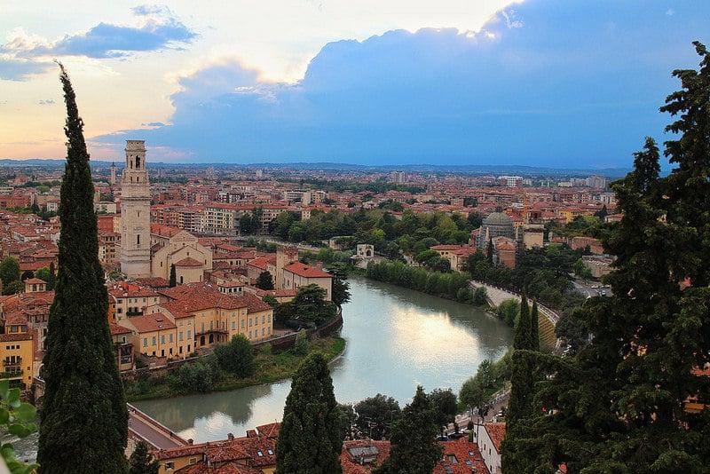 Borgo Venezia, loger à Vérone