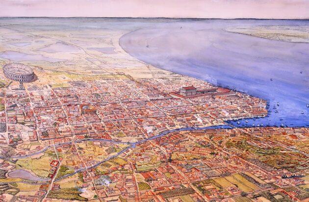 Burdigala : comment l'héritage romain a façonné la ville de Bordeaux
