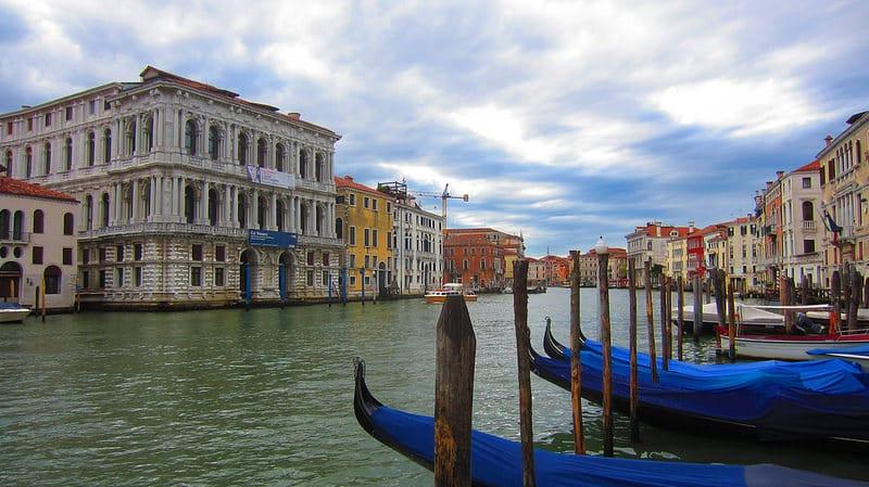 Venise en dehors des sentiers battus, Ca Pesaro