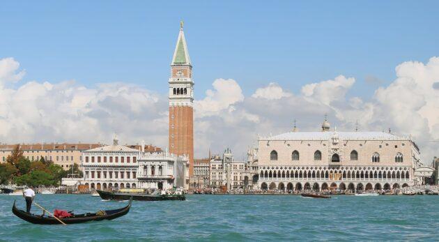 Visiter le Campanile de Saint-Marc à Venise