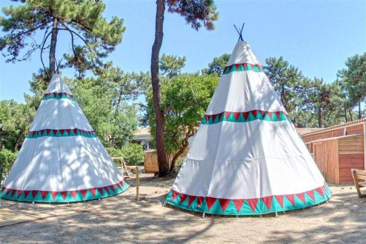 Camping les Pins, Île d'Oléron