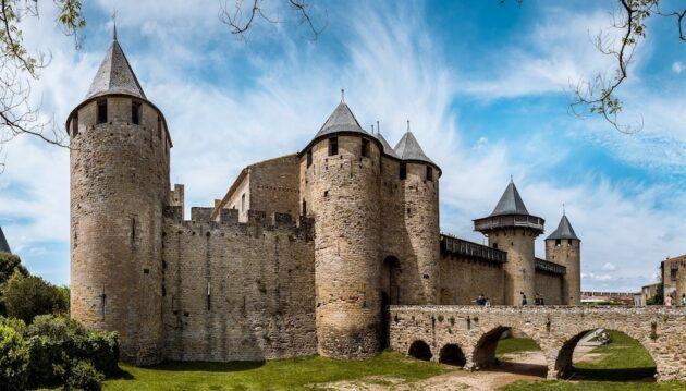 6 campings où loger à Carcassonne