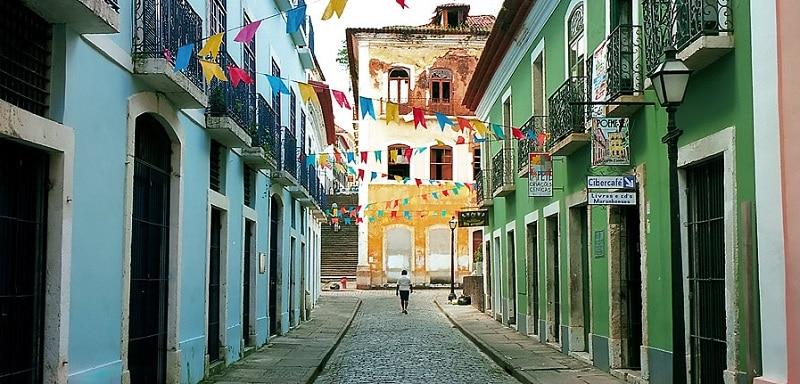 Centre historique, loger à Sao Luis