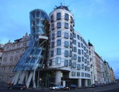 Dancing House à Prague