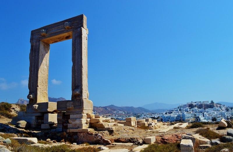 Les 7 choses à faire à Naxos, Portara