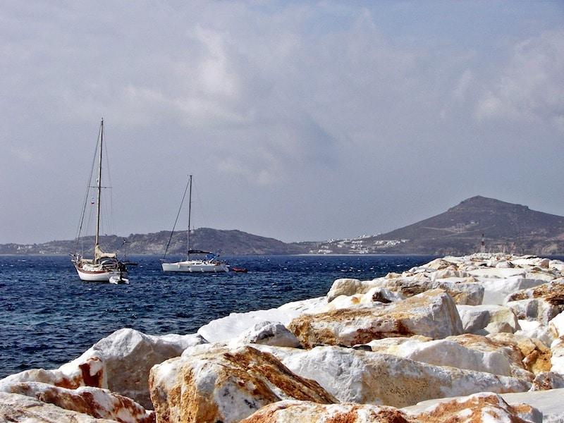 Les 7 choses à faire à Naxos, Croisière