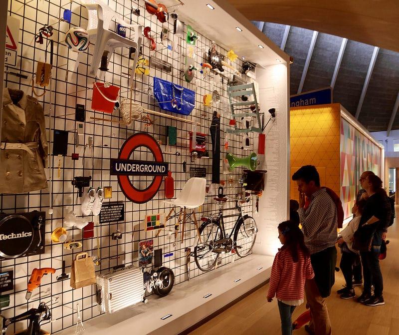 High Street Kensington, shopping à Londres