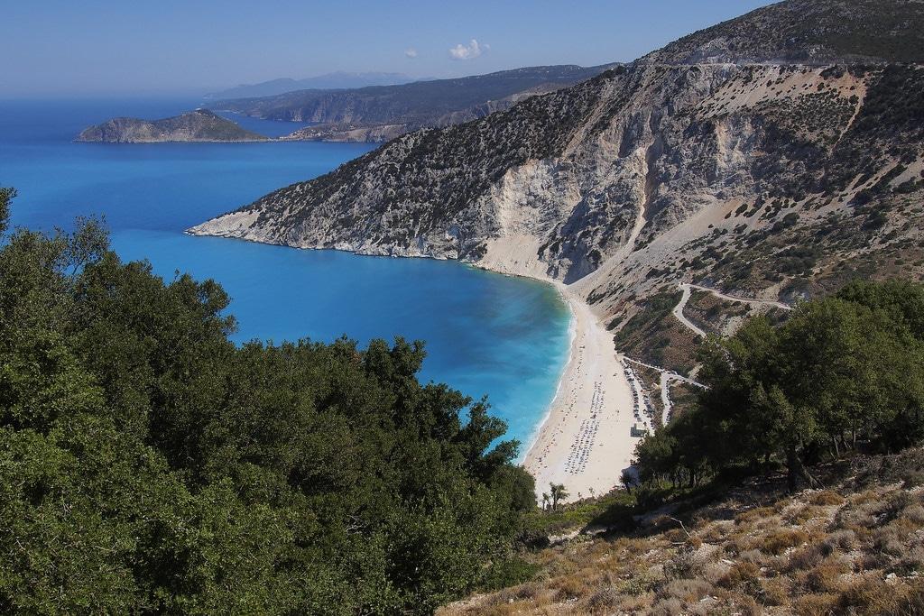 Îles grecques, Céphalonie