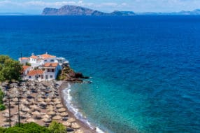 Les 20 plus belles îles grecques à faire absolument